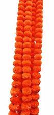 30 Pcs Artificial Merigold Flowers Real Looking Artificial Flowers Wedding Decor
