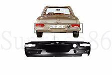 1963-1971 Mercedes-Benz W113 Pagode 230SL 250SL 280SL Rear Panel {1136470101}