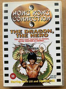 Dragon The Hero DVD 1979 Taiwanesische Kung Fu Alt Schule Kampfsport Film Movie