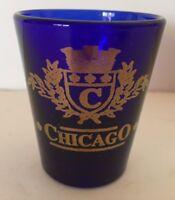 Shot Glass Chicago