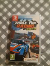 TR TABLE TOP RACING Nitro Ed Nintendo Switch GAME Download Boxed NEW SEALED UK