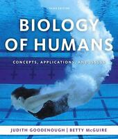 Biology of Humans : Concepts, Applications, and Issues