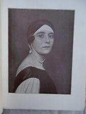Wary, Magda de – Au fil des Jours – 1924 - Widmung - Numeriert