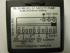 GICAR RL 30  MICRO 9.1.40.56G ST SAFETY PUMP 230V  FOR  Fiorenzato -C.S Grimac