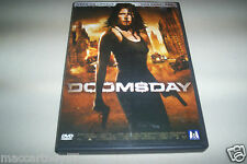 DVD DOOMSDAY FILM HORREUR ET CATASTROPHE LA VERSION NON CENSUREE