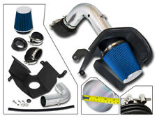 BCP BLUE 03-07 Dodge Ram 2500 3500 5.9 L6 Diesel Heat Shield Cold Air Intake Kit