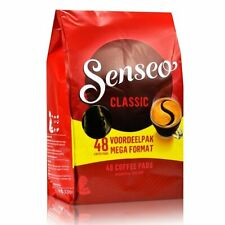 Senseo Premium Coffee Pods 48 Count From Netherlands - Choose Flavor