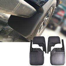 FRONT+REAR MOLDED MUDFLAPS FIT FOR JEEP WRANGLER JK 07-16 MUD FLAP SPLASH GUARDS