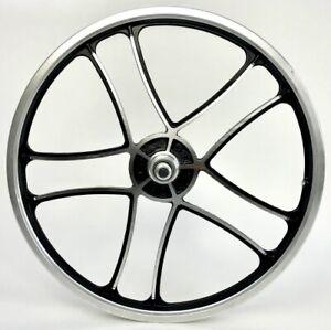 20 Inches Alloy Rims Back Wheel I - Cross Freewheel Deore Disc