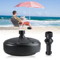 Patio Yard Outdoor Round Umbrella Base Stand Beach Garden Sun Umbrella Holder