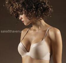 CHANTELLE 3315 Ultra Nude HAUSSMANN T-Shirt Bra 38D Convertible X-Back