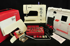 Bernina 830 Electronic Sewing Machine-Outstanding Condition-Walk Ft-Serviced