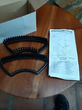 Rowenta Commercial Garment Steamer Upholstery and Fabric Brush