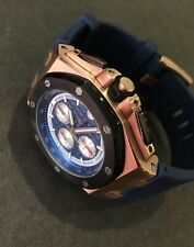 Luxury Men's chronograph watch