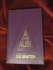 Sue Grafton - A is for ALIBI - Impress Edition
