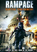 Rampage: Capital Punishment (DVD, 2014)