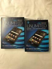 Lot Of 2 New LG Pheonix 3 Att Prepaid Phone