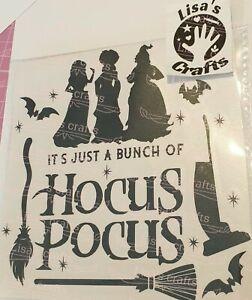 #HALLOWEEN HOCUS POCUS 🐈⬛, BOTTLE , FRAMES,  STICKER/ DECAL 🐈⬛