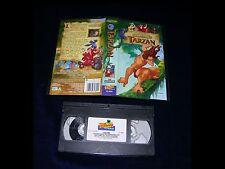 VHS DISNEY TARZAN - Prima Edizione 2000