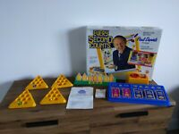 Rare Retro Vintage Every Second Counts 1987 Board Game