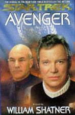 Avenger (Star Trek) By  William Shatner. 9780671551322