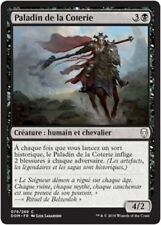 MTG Magic DOM - (x4) Cabal Paladin/Paladin de la Coterie, French/VF