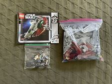 Lego Star Wars Slave, 20th Anniversary Edition Set (75243) 100% Complete