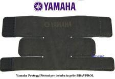 Yamaha Proteggi Pistoni tromba in pelle protezione pistoni per tromba BBAVPROL