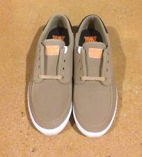 Lakai Belmont Size 13 Tan Perf Pro Skater Brady Belmont Shoes Sneakers Deadstock