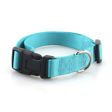 Small Medium Large Dog Collars Pet Cat Puppy Nylon Collar Neck Adjustable Buckle