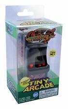 Tiny Arcade Namco GALAGA Worlds Smallest Playable arcade toy game.