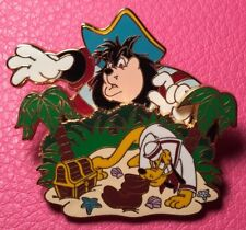 DISNEY PIN - BIG PETE and Sailor PLUTO Mickey Rescue Event Cruise Line DCL