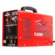 HAWK TOOLS PLASMA CUTTER 230V 40 AMP STEEL COPPER DC INVERTER AIR MACHINE