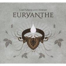 NORMAN/GEDDA/JANOWSKI/SD - EURYANTHE (GA) 3 CD NEU