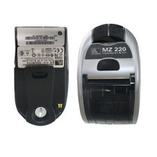 With Wireless Bluetooth Zebra MZ220 POS Mobile Thermal Label Printer