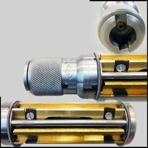 CYLINDER ENGINE  HONE KIT (34 TO 60MM ) HONING MACHINE + HONING STONES BRAND
