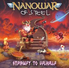 NANOWAR OF STEEL - STAIRWAY TO VALHALLA - CD DIGIPACK NEW SEALED 2018