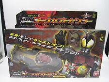 Masked Kamen Rider Kabuto Henshin Transform Belt DX Dark Kabuto Zector Bandai