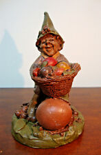 "Tom Clark Gnomes Eggbert 1982 Edition 27 Vintage 7 1/4"" tall"