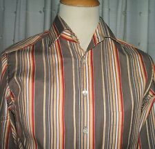 GANT Fitted Striped Casual Shirts & Tops for Men