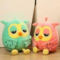 Comfort Soft Dolls Cute Night Owl Plush Toy Baby Toys Doll Animal Stuffed Z9X7