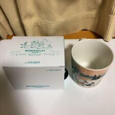 Arabia Moomin Valley Park Japan Limited Exclusive Moomin Mug 2019 Track From JP