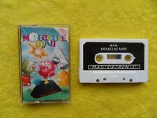 * new * MOLECULE MAN - by mastertronic - msx cassette