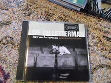 Live on Letterman 1997 Reprise compilation CD