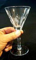 Beautiful Waterford Sheila Claret Glass