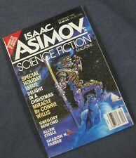 Isaac Asimov's Science Fiction Magazine December 1991 03871676 12 VG+