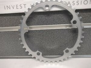NOS Vintage 1980s Genuine Campagnolo Chainring 42T AS 5 Bolt x 135 BCD