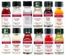 LorAnn Super Strength Fruit Flavors (No Oils) 1 Dram Variety Bundle #2 -12 pack