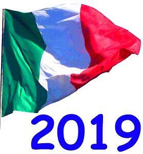 ITALIA Repubblica 2019 Annata Completa Singoli Integri MNH **
