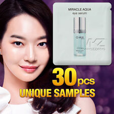 O HUI Miracle Aqua Eye Serum 30pcs Anti-Wrinkle Anti-Aging Dark Circles OHUI New